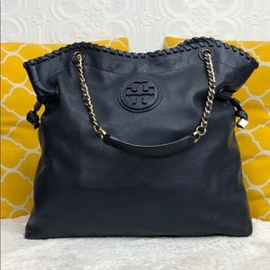 🌸OFFERS?🌸Tory Burch Whipstitch Slouchy Large Bag